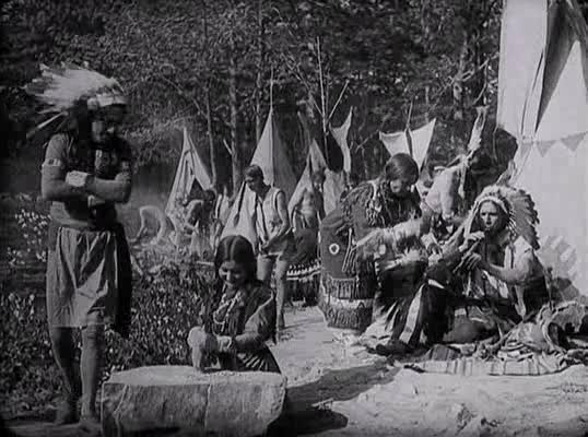 19th 20th century history images  native american indians 1910