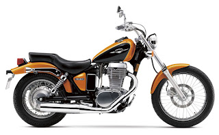 Service Motorcycle  2012 Suzuki Boulevard S40 Review