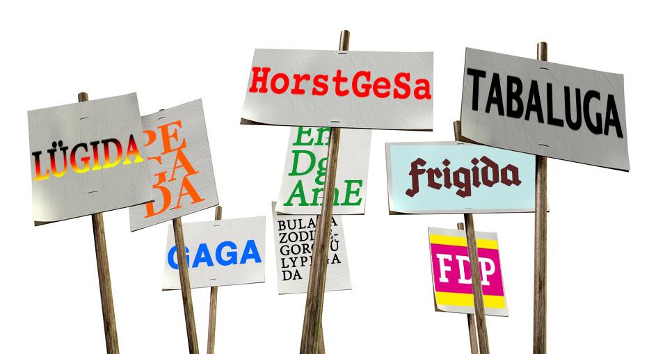 PEGIDA movement split into 25,000 one-person factions