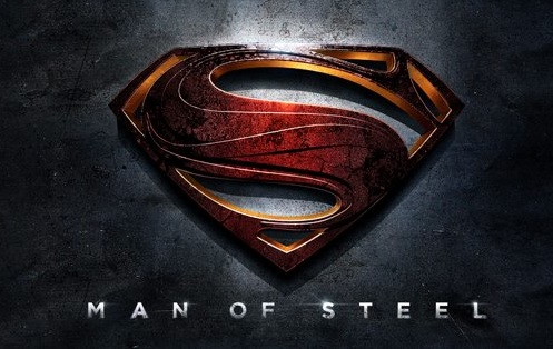 "Whats On In The Media: Official Logo For 2013's ""Man Of Steel"""