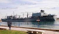 6 قطع حربية هندية وألمانية وبريطانية تعبر قناة السويس السبت
