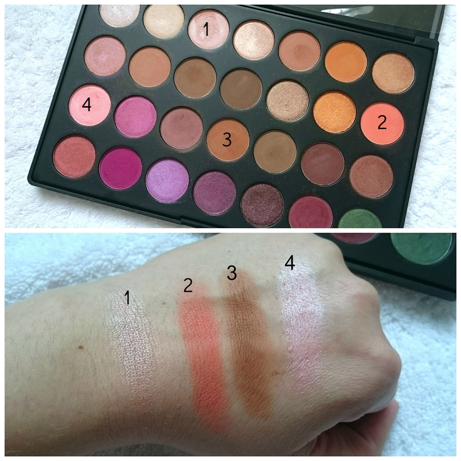 Jaclyn HIll favourites palette