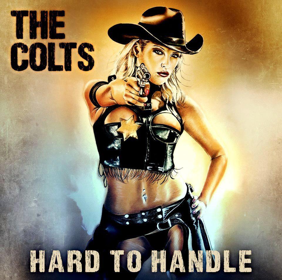 album cover sexy cowgirl
