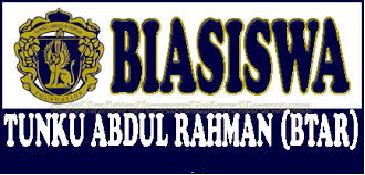 Permohonan Scholarship Yayasan Tunku Abdul Rahman 2015