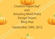 Creative Paperclay and Amazing Mold Putty