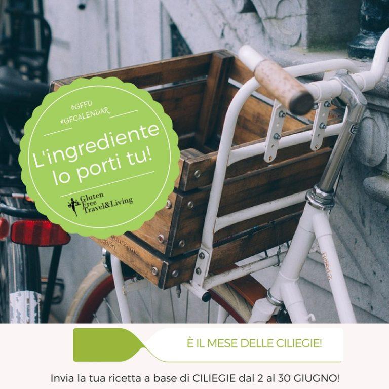 partecipo al #GFCalendar del mese di giugno di Gluten Free Travel & Living