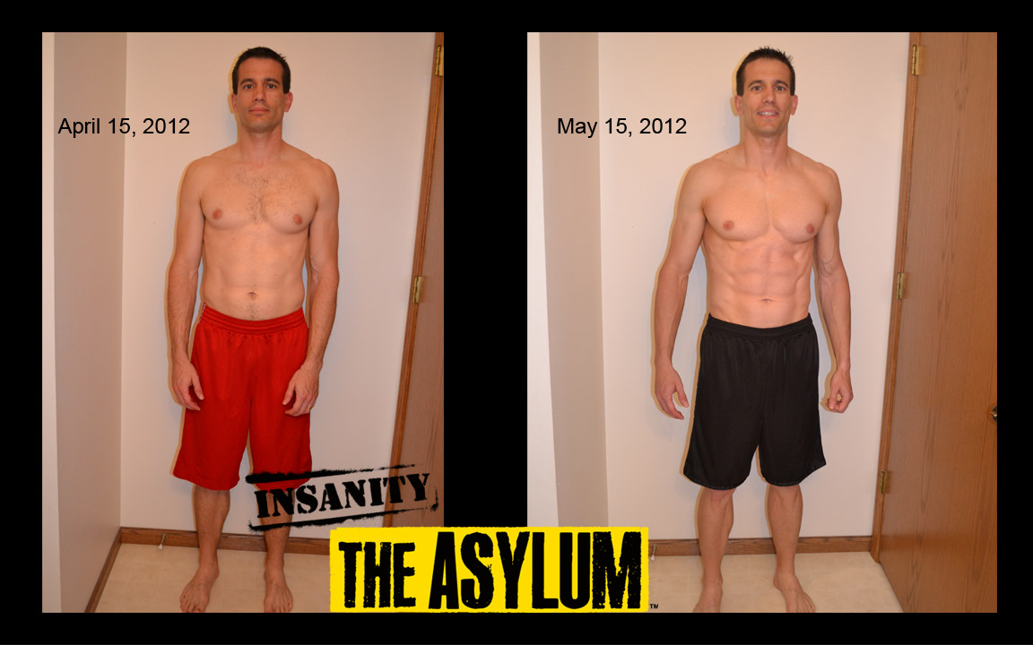 Insanity Workout Review Before And After | EOUA Blog