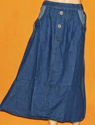 Rok Jeans Keren RM289