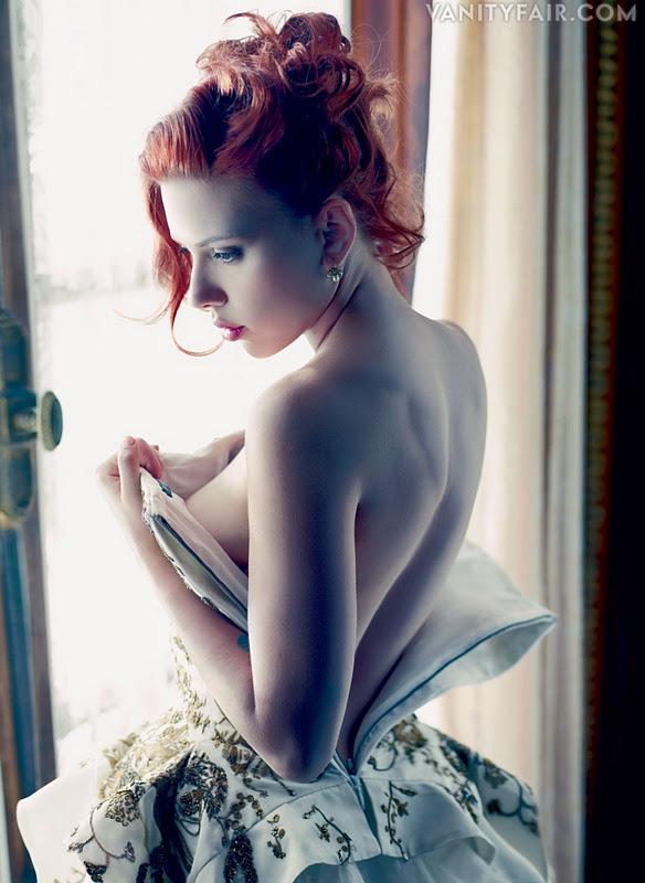 Scarlett Johansson – Vanity Fair Magazine