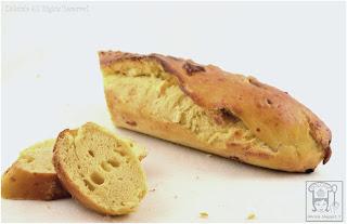 sfilatini al formaggio - ricetta di sara papa