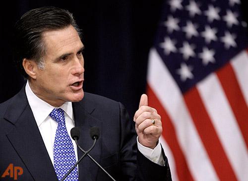 smart investor Romney