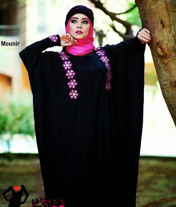 khaleeji hijab style