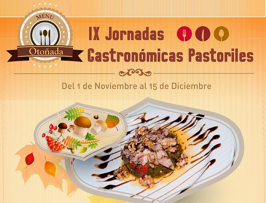 IX JORNADAS GASTRONÓMICAS PASTORILES