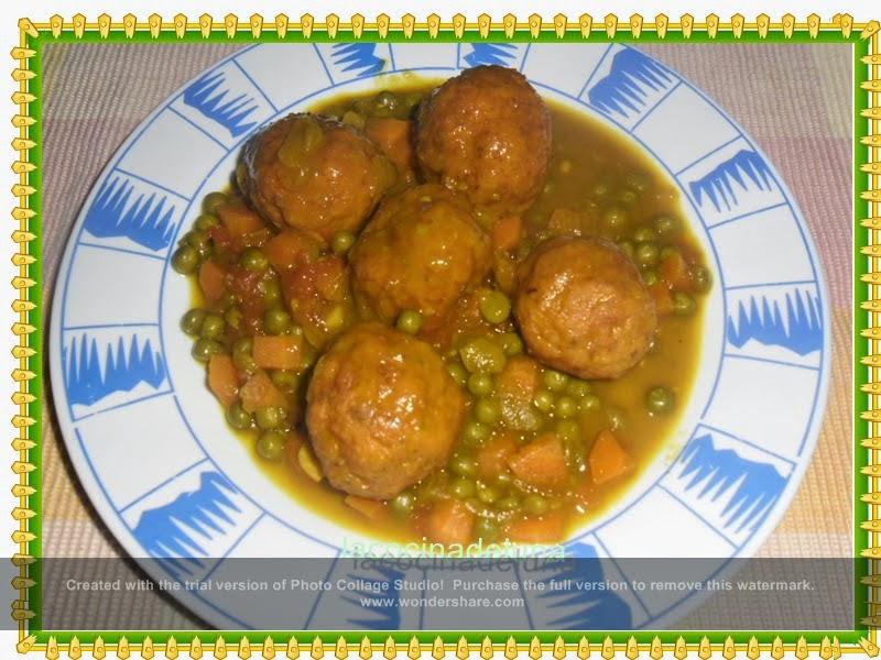 La cocina de luna albondigas de salchicha fresca en salsa - Salchichas frescas en salsa ...
