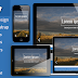 vFolio - One Page Responsive Portfolio Template