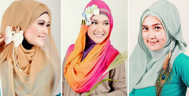 7 Tips Wearing Hijab Accordance With The Face Shape Healthy Tips