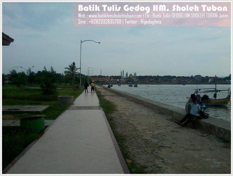 Fasilitas Pantai Boom Tuban, Pengelolaan Wisata Boom Kabupaten Tuban.