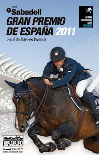 gran premio de hipica 2011 en Valencia. Ciudad de las Artes y las Ciencias