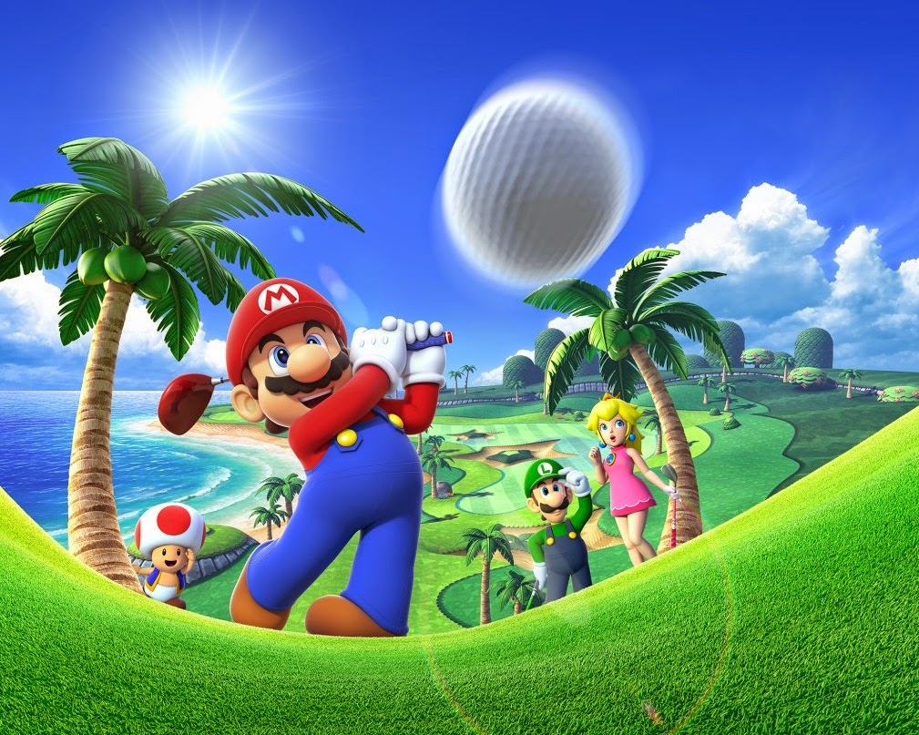 Mario Golf Review
