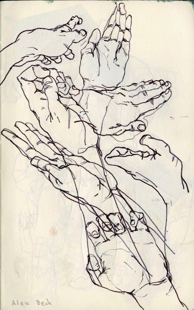 roken zonder handen