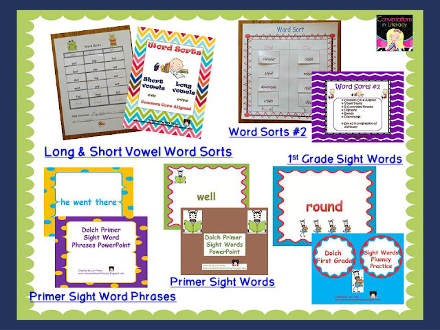 visual lesson plans and resources