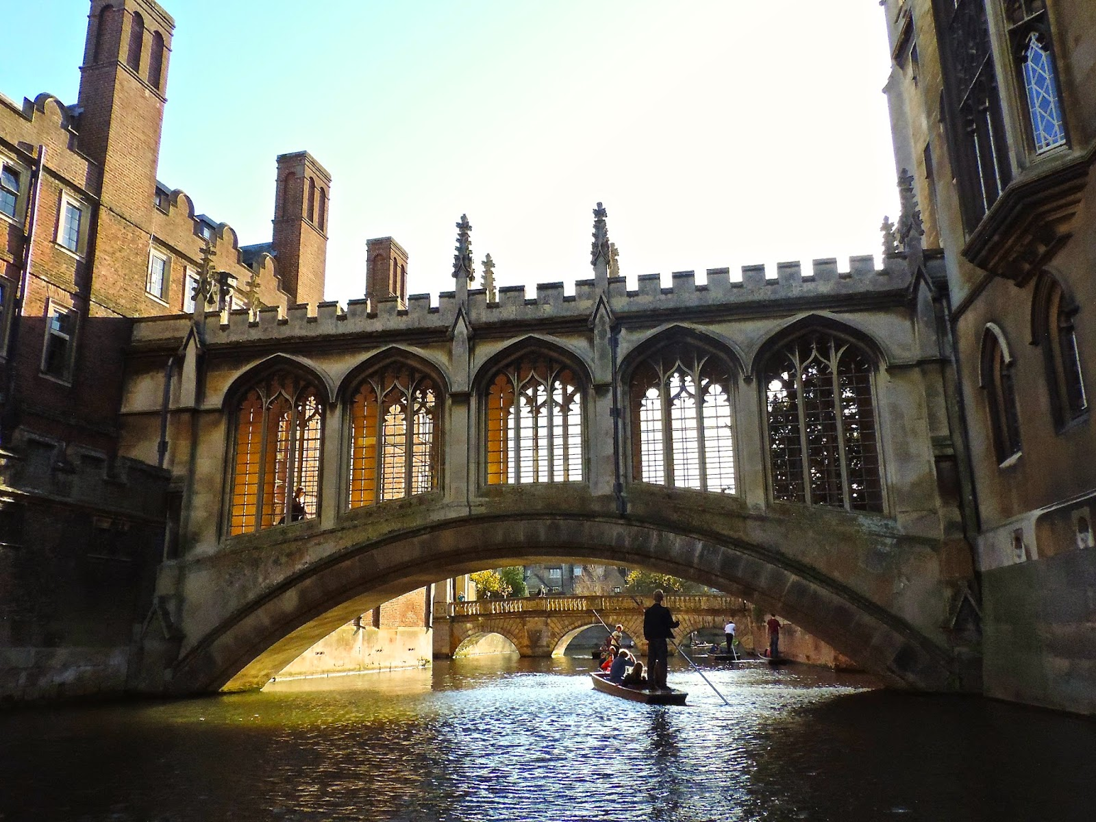 St John's College bridge of sighs