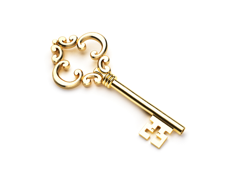 What If The Keys Didn't Match? Golden-key