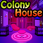 Games4King Colony House Escape