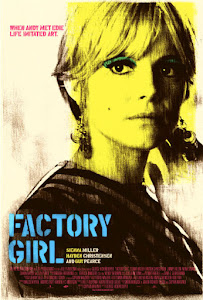 Factory Girl Poster