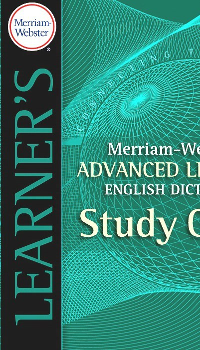 Merriam websters advanced learners english dictionary learning merriam websters advanced learners english dictionary learning english dictionary ccuart Images