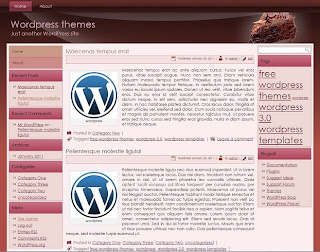 wordpress theme for recipes website