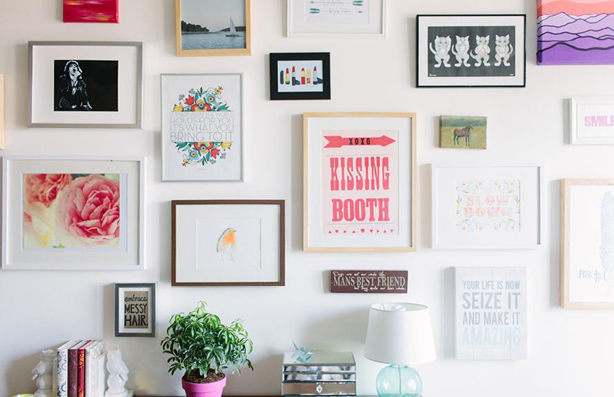 Daydreamer Gallery Wall Prints