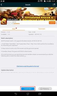 Cara Muda Mendapatkan Loot Besar di C.O.C dengan Aplikasi XMod Games