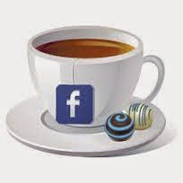 Please join me on FB....
