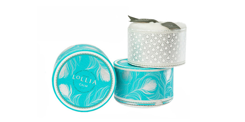 packaging de Lollia