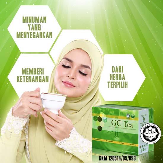 GC Tea Rashwealth Tawar Peluang Bisnes