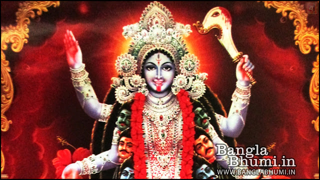 Maa Kali Indian God 1366x768 Wide Wallpaper