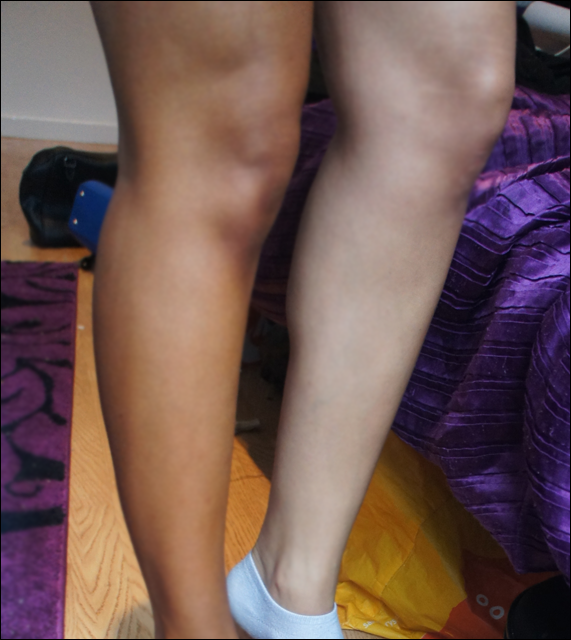 Lauren's Way (LW TAN) Self Tan Bronzing Glam Tan Darker Than Dark Review And Results