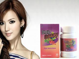 Duo Berry Obat Pemutih Wajah Alami