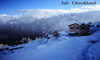 India Travel - Auli - Uttarakhand