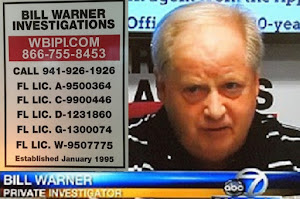 Sarasota Private Investigator Bill Warner an expert in his field political violence & terrorism