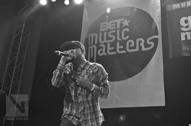 vtt kl 4 Kendrick Lamar x Ab Soul x Jay Rock x Stalley / BET Music Matters Tour Live @ Rams Head, Baltimore, MD