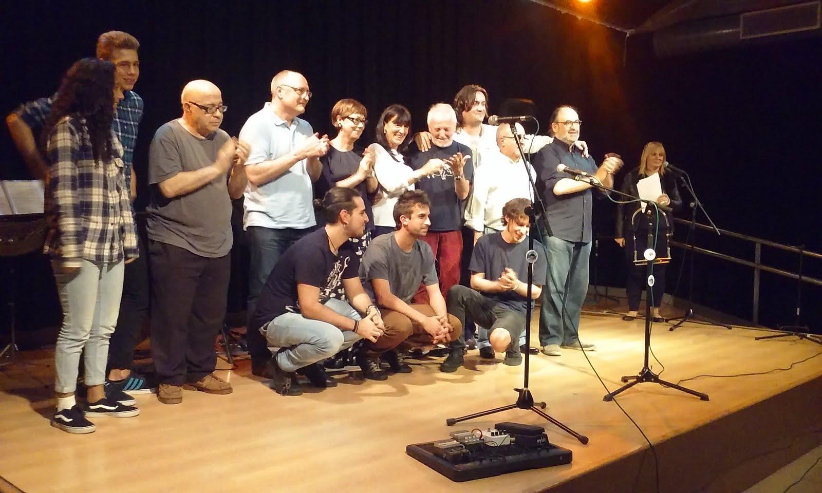 Concert i recital Solidaris a La Sedeta