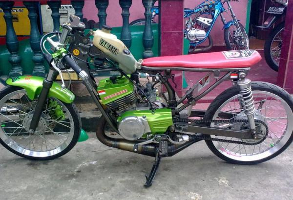 referensi modifikasi motor rx king drag