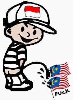 Perbedaan Indonesia & Malaysia