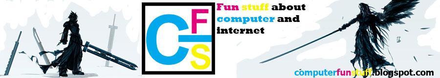 Computer Fun Stuff ~ Tempat berbagi pengalaman dunia digital