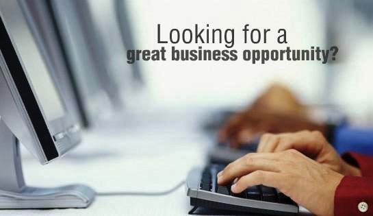 Bisnis online menjanjikan ada di sekitar kita semua