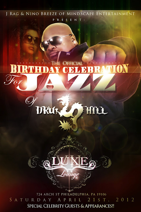 """The Official Birthday Party"" for Jazz of Dru Hill"