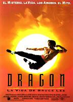 Dragon, la vida de Bruce Lee (1993) online y gratis