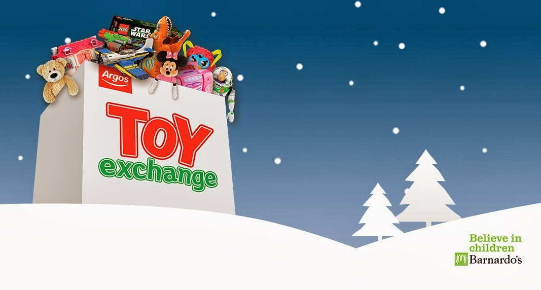 Barnardo's & Argos Toy Exchange
